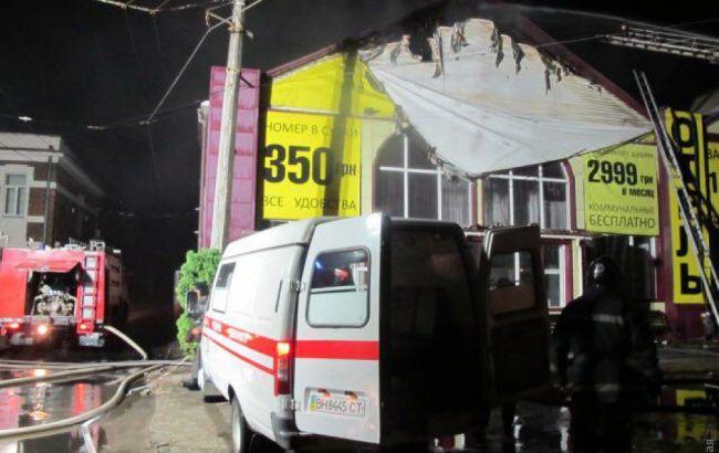 Пожежа в Одесі: поліція затримала ще трьох людей