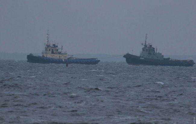 Повернені РФ кораблі перевірили на наявність вибухівки