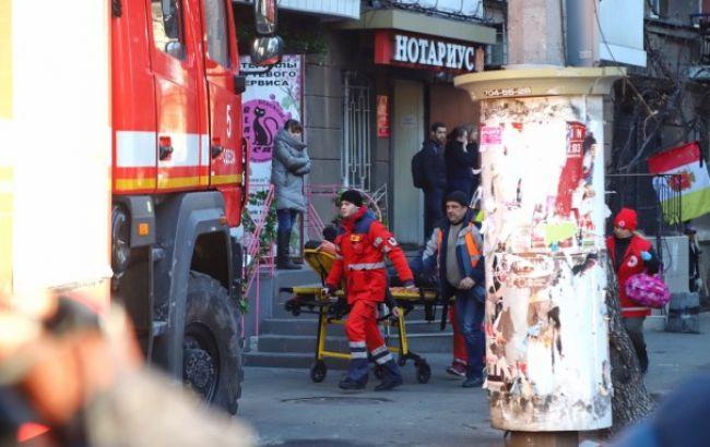У ДСНС уточнили інформацію по третьому загиблому в Одесі