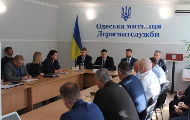 В Одессе уволили начальника таможни, назначен полный аудит