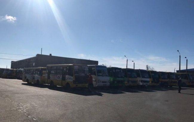 В Одессе образовался транспортный коллапс, маршрутки не вышли на линии