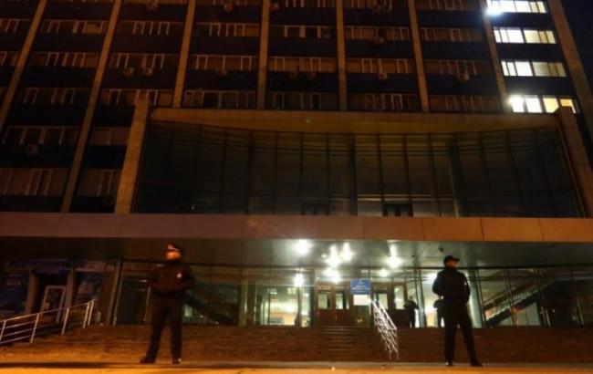 В Одесі вночі поліція затримала двох кандидатів від партії Труханова