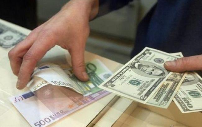 Фото: в Киеве ограбили обменник
