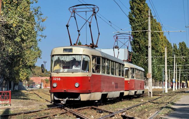 Фото: Трамвай в Одессе (dumskaya.net)