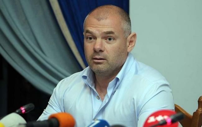Голова Одеської обласної державної адміністрації Ігор Палиця