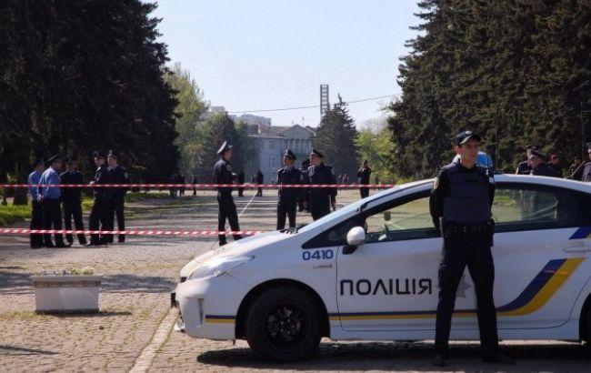 В Одесі біля Куликова поля помер чоловік
