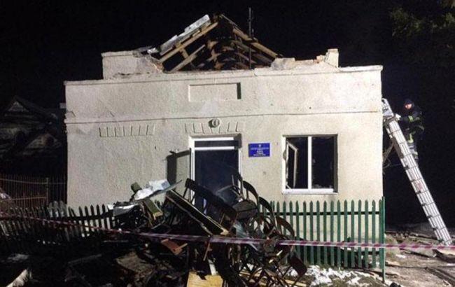 Полиция открыла дело по факту взрыва в клубе в Тернопольской области