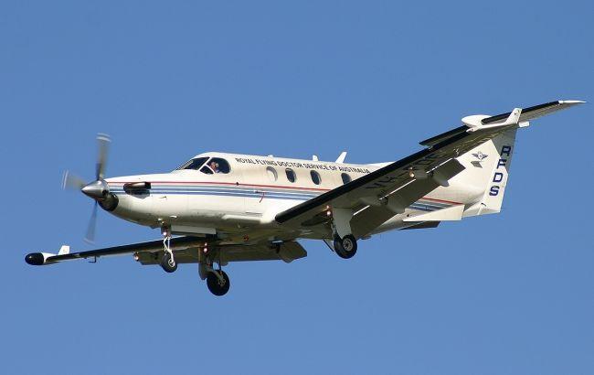 В США разбился самолет с 12 людьми на борту, есть жертвы