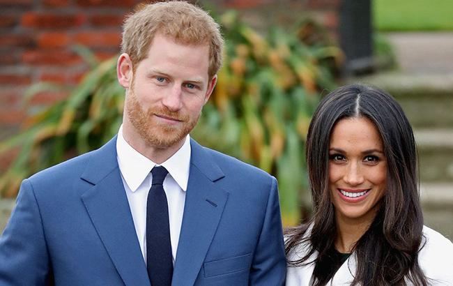 Фото: принц Гаррі і Меган Маркл (pinterest.cl Cartomancia)