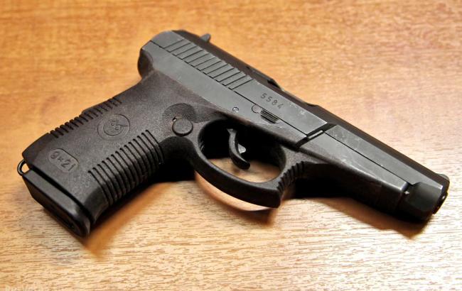 Фото: пистолет