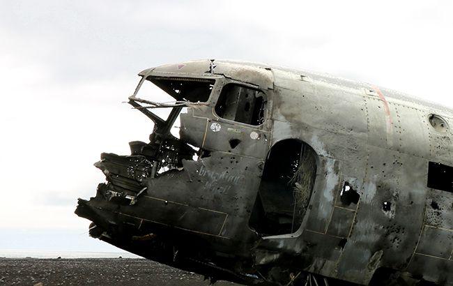 Фото: крушение военного самолета в США (pixabay.com)