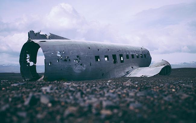 Фото: крушение самолета (pixabay.com)