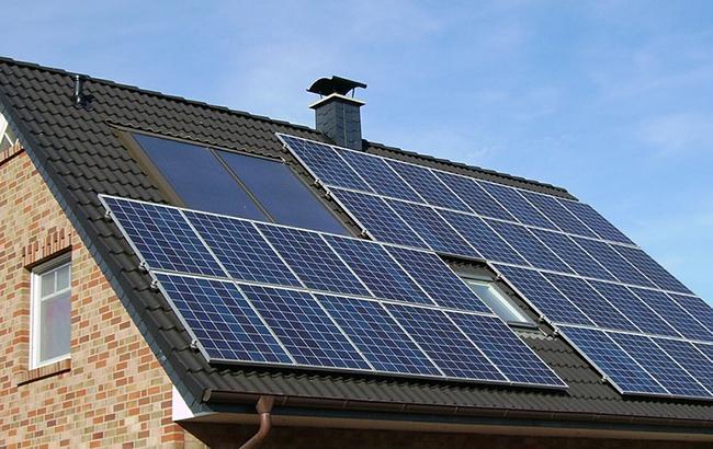 Фото: солнечные электроустановки (Pixabay)