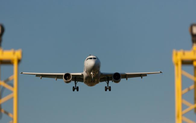 """Аварійна посадка в """"Борисполі"""": два тижні тому c цим літаком сталася НП"""