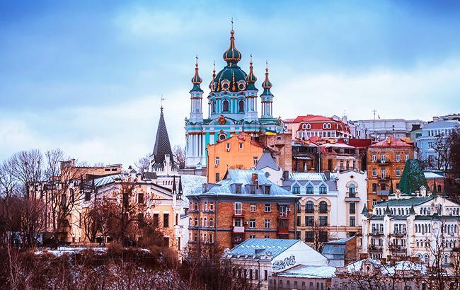 Фото: зима в Киеве (pixabay.com/12019)