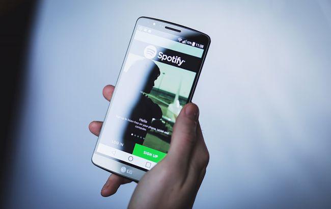 У роботі музичного сервісу Spotify стався збій