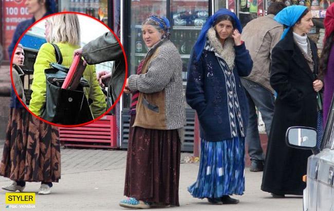 Безкарність надихає на нові крадіжки: у Львові роми ледь не обікрали дівчинку