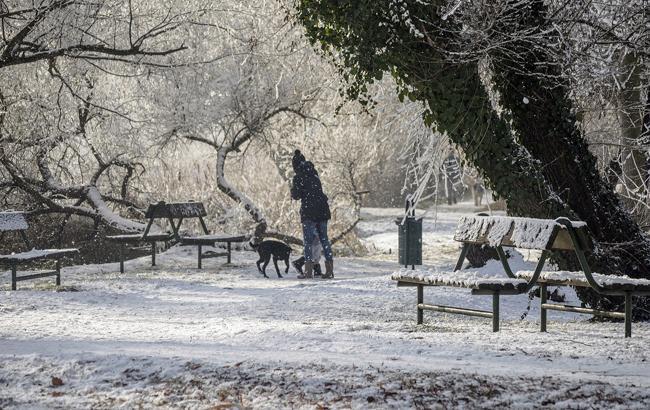Йде атмосферний фронт: синоптик розповіла, де чекати сніг 14 листопада
