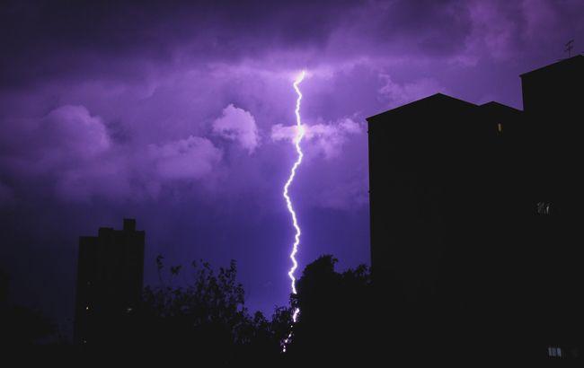 Штормовое предупреждение: какие области Украины пострадают от непогоды
