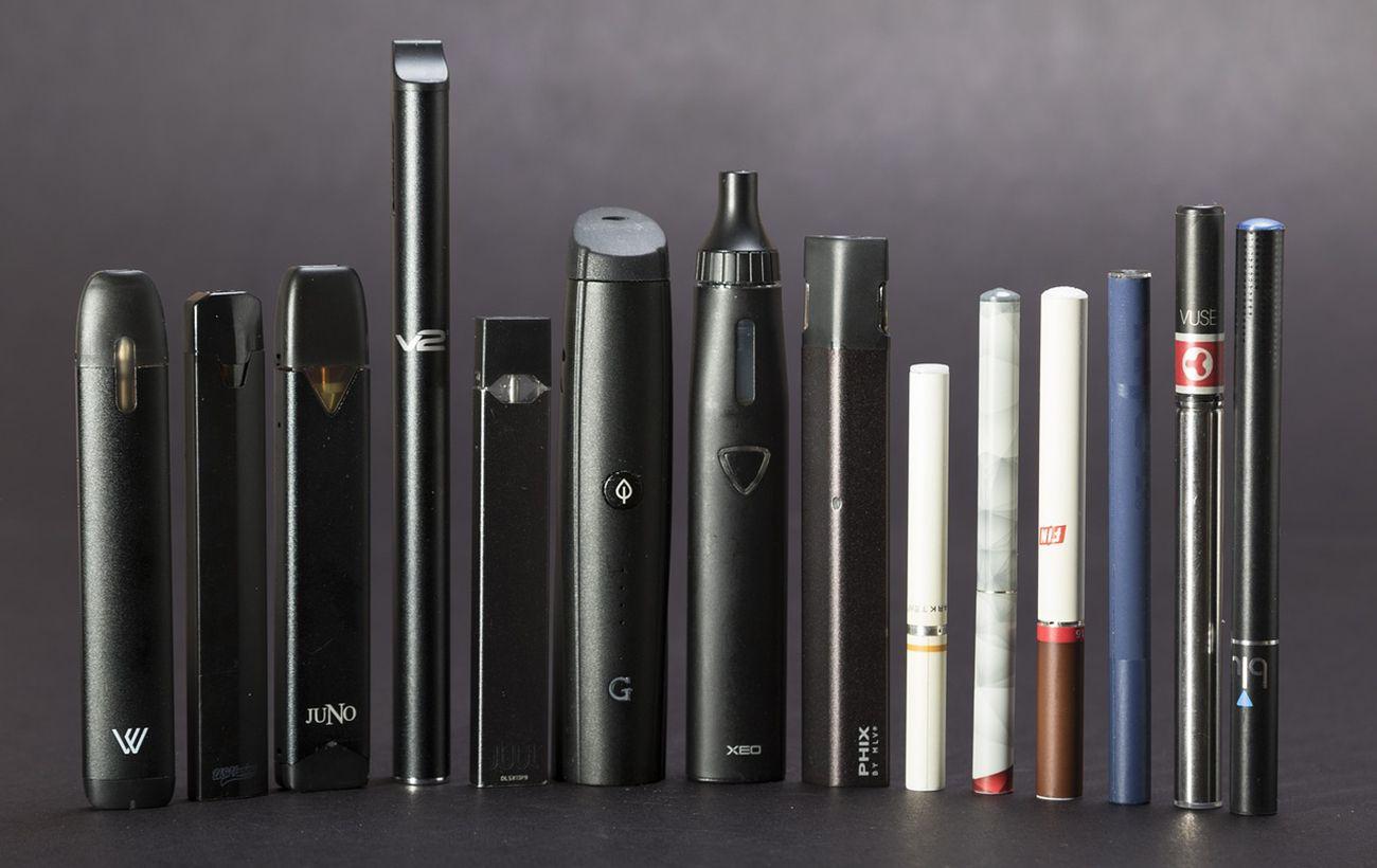 Продаж електронних сигарет українцям до 18 років заборонили | РБК-Україна
