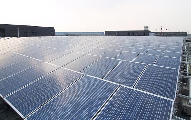 Украина за год увеличила мощности возобновляемой электроэнергетики в 1,5 раза