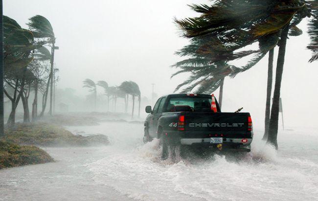 Ураган Марія досяг Пуерто-Ріко