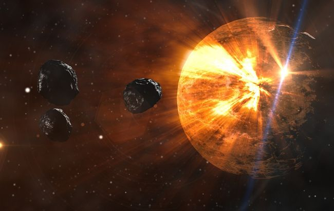 К Земле приближается гигантский астероид: эксперты встревожены