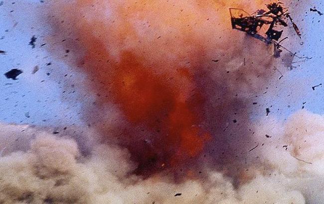 У центрі Одеси вибухнула машина