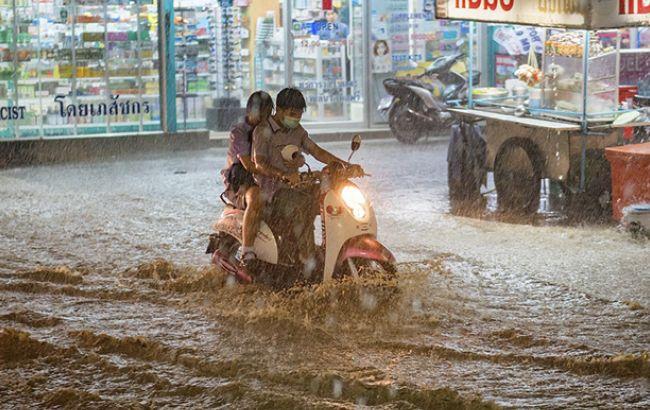 Фото: повінь в Китаї
