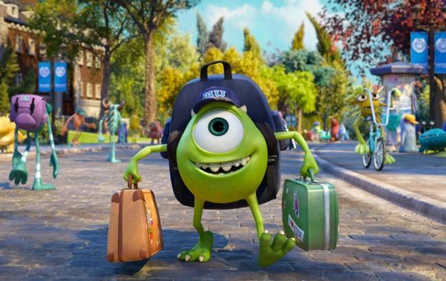 Фото: Кадр из мультфильма студии Pixar