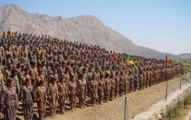 Фото: Рабочая партия Курдистана