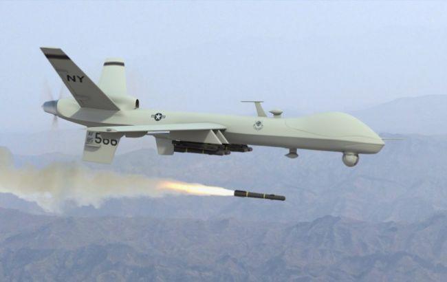 Фото: безпілотник США завдав удару по афганистанской провінції Нангарахар