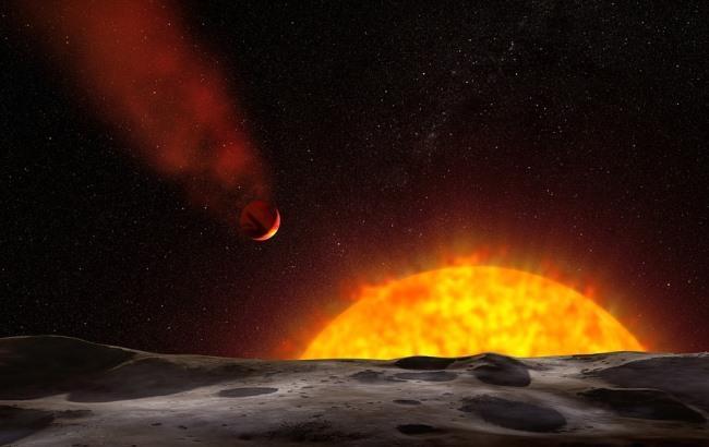 Обнаружена самая горячая экзопланета