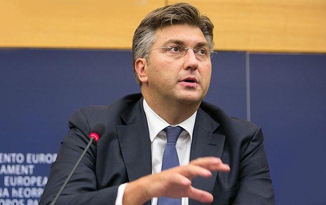 Фото: Пленкович рассказал, когда ЕС рассмотрит вопрос безвизового режима с Украиной