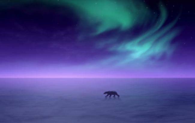 Фото: Северный полюс (reuters.com)