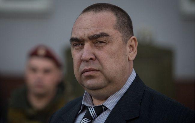Фото: вчора в Луганську було вчинено замах на Ігоря Плотницького