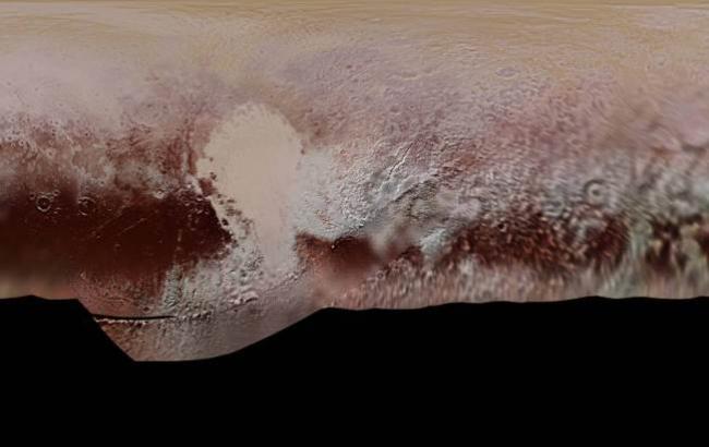 Фото: Фото поверхности Плутона