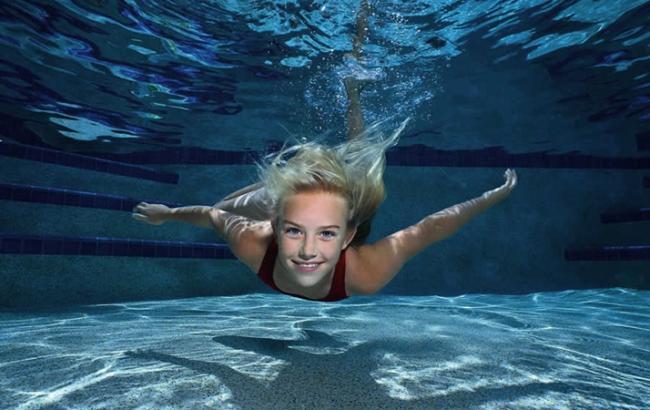 Фото: Плаванье
