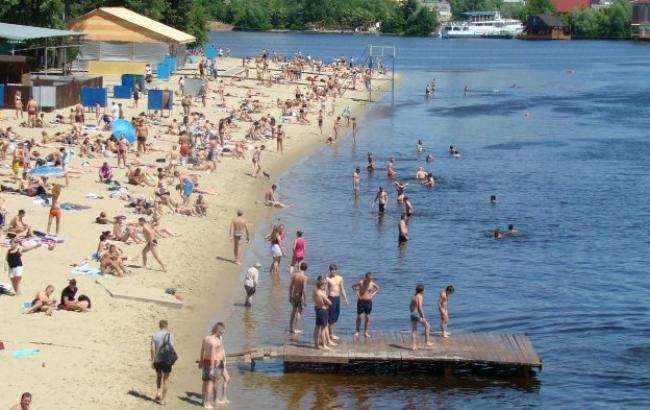 Фото: ДСНС опублікувала статистику потопельників в Києві