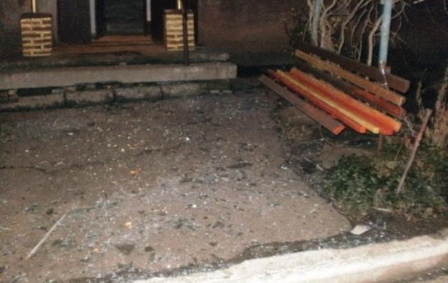 В Донецкой области в жилом доме произошел взрыв