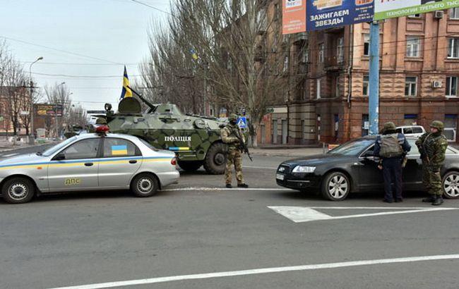 У поліцію Донецької області надійшло 4 повідомлення про порушення напередодні виборів