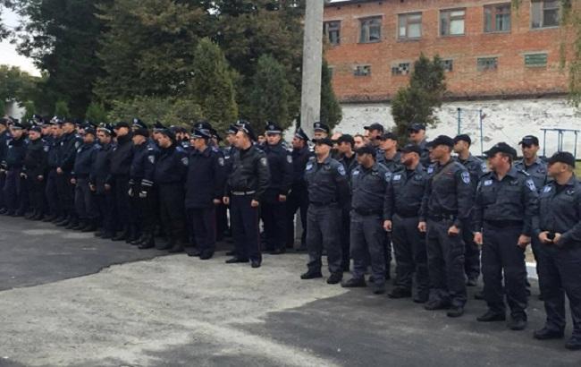 Для защиты паломников вУмань прибыли 15 израильских полицейских