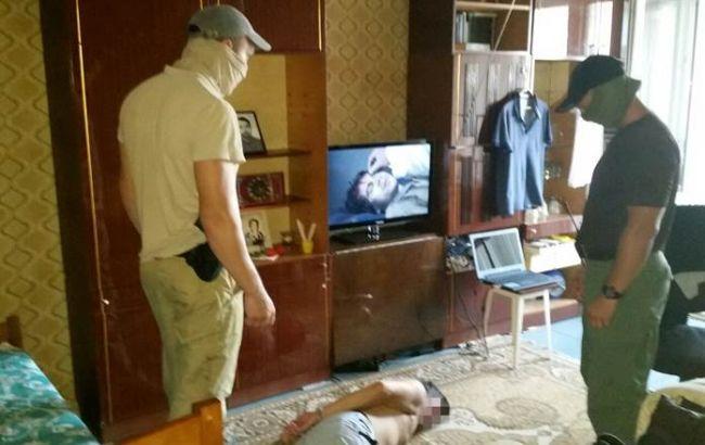 Фото: в Одесі затримали двох сепаратистів