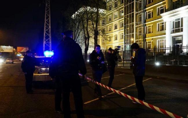Фото: за фактом вибуху в Одесі поліція порушила дві кримінальні справи