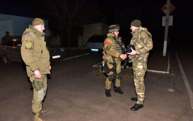 В Марьинку прибыло подкрепление полиции