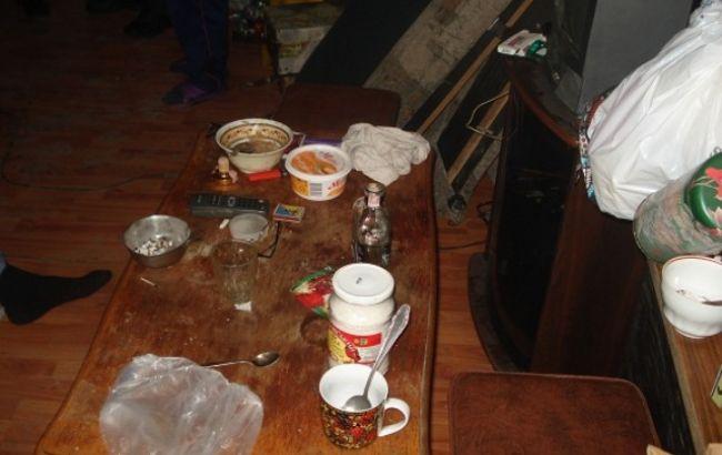 Фото: погибшие могли отравиться спиртом