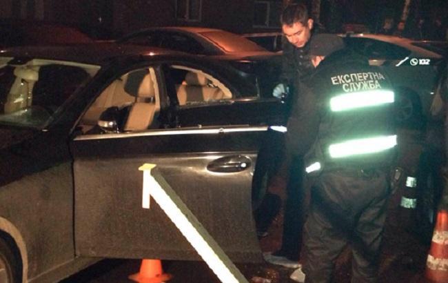 Фото: поліція на місці інциденту