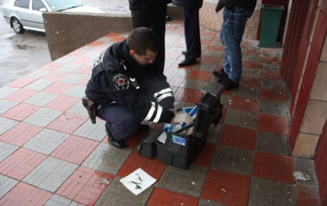 ВоЛьвове в итоге  взрыва гранаты вжилом доме умер  человек