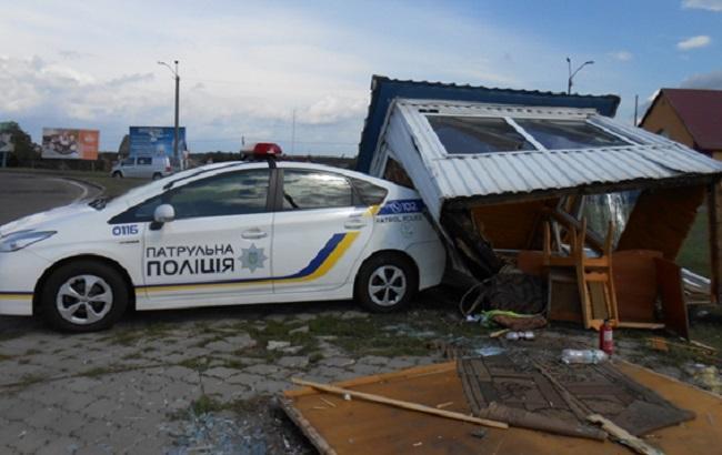 Фото: наслідки ДТП під Сарнами (прес-служба НПУ)