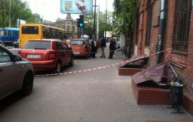 Поліція затримала нападників на знімальну групу телеканалу в Одесі